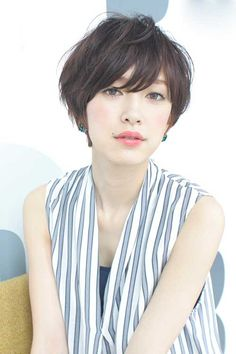 30  Super Cute Short Haircuts For Girls | http://www.short-hairstyles.co/30-super-cute-short-haircuts-for-girls.html