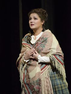 Anna Netrebko in La bohème © 2015 ROH. Photo by Bill Cooper Bill Cooper, Tuck Everlasting, 1950s Hairstyles, Anna, Character Poses, Opera Singers, Period Costumes, Musical Theatre, Classical Music