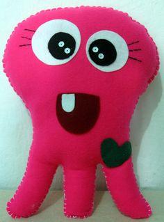 Toy art em feltro R$45,00