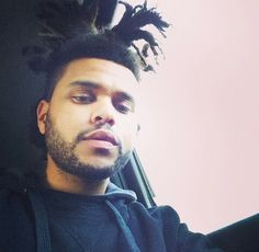 The Weeknd!  So sexy!!!!