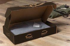 Custom Corrugated Mailer Boxes - Lumi