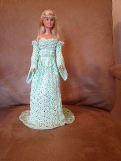 Ravelry: victorian dress pattern by Rhonda Ahart