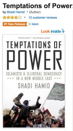 Paperback of 'Temptations of Power' is out this week. Happy to see it's a #1 new release! http://www.amazon.com/Temptations-Power-Islamists-Illiberal-Democracy/dp/0190229241/ref=redir_mobile_desktop?ie=UTF8&qid=&ref_=tmm_pap_title_0&sr=…
