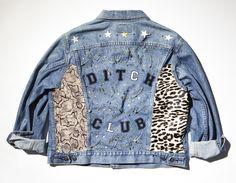 can we please make gang denim jackets!? @Eva Marie @Bitsy Boo @Meagan Taylor