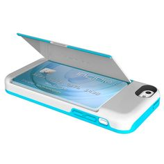 STOWAWAY Credit Card Case for iPhone 5C $35