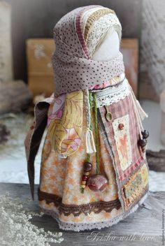 Народные куклы ручной работы. кукла-оберег Ангел осенних снов.. Ириша Колпакова Irisha with love. Ярмарка Мастеров.