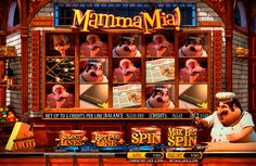 Mamma Mia by Betsoft will take you to the amazing restaurant, where chief will make everything to let you feel comfortable and have fun. 5 reels and 25 paylines are filled with funny pictures of the main game characters, and interesting bonus features such as stacked Wild and Free Spins.