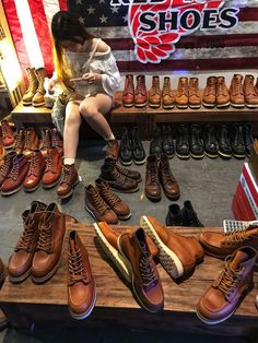 Red Wing Boots Stores