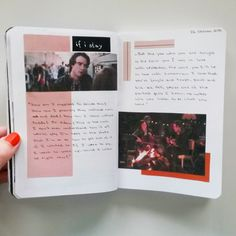 keeping a regular journal : If I Stay