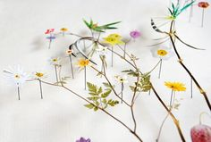 Made Us Look: Unbelievable Floral Constructions via Brit + Co