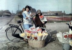 Autochrome, Holland, 1931