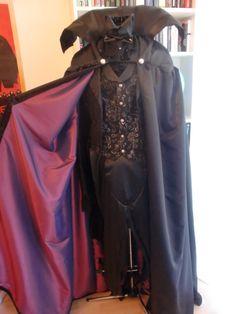 Tanz der Vampire Graf von Krolock Kostüm costume mit Umhang
