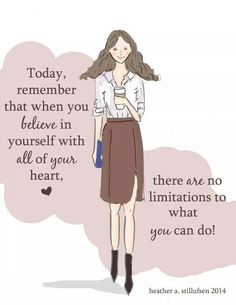 By - Rose Hill Designs by Heather Stillufsen Happy Thoughts, Positive Thoughts, Positive Quotes, Positive Affirmations, Positive Vibes, Boss Lady Quotes, Woman Quotes, Art Quotes, Funny Quotes