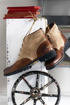 Mens boots, but would wear.