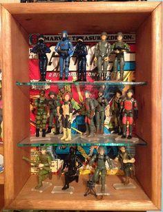 Original GI Joe | ... .com > Playsets > G.I. Joe > ARAH GI Joe & Cobra Treasury Display