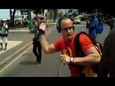 Comunista provoca povo do RJ, e se da mal