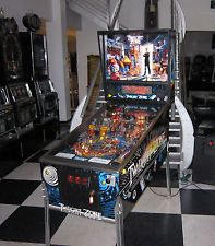 TWILIGHT ZONE PINBALL MACHINE ~ BEAUTIFUL GAME ~ PLAYS GREAT ~ $199 SHIPPING