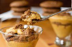 pumpkin pie chia pudding