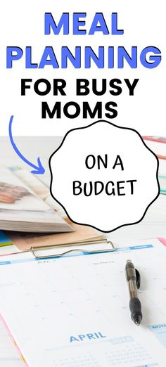 Being a busy mom, meal planning is so important to be able to make mealtime easier for your family. It also helps to keep yourself on a budget. Check out these tips for meal planning for busy moms! Family Meal Planning, Planning Budget, Menu Planning, Create A Family, All Family, Easy Family Meals, Frugal Meals, Weekly Meal Planner, Weekly Menu