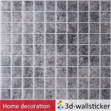 Nature marble peel and stick wall tile for bar counter decor