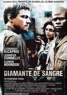 2006. Diamante de sangre - Blood Diamond