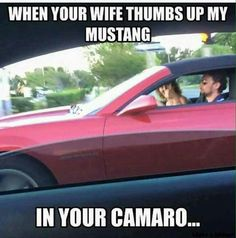 Ya know ya wrong. Funny Car Quotes, Truck Quotes, Love Memes Funny, Funny Picture Jokes, Funny Laugh, Funny Jokes, Funny Cars, Hilarious, Camaro Vs Mustang