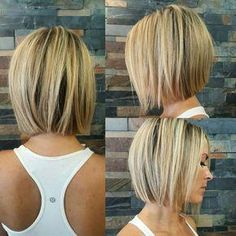Hairstyles updo 25 cute bob hairstyles for fine hair 2019 best short & long hairstyle 00058 ~ Li. 25 cute bob hairstyles for fine hair 2019 best short & long hairstyle 00058 ~ Litledress Short Hairstyles Over 50, Haircuts Straight Hair, Popular Short Hairstyles, Bob Hairstyles For Fine Hair, Short Bob Haircuts, Thick Hairstyles, Hairstyle Short, Hairstyle Ideas, Haircut Bob