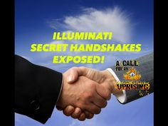 Illuminati Secret Handshakes Exposed! - YouTube