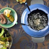 Fleisch-Fondue Grundlagen und Fleischmenge