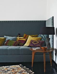 Appartement styliste, Peter Fehrentz, appartement masculin, Lovely Market