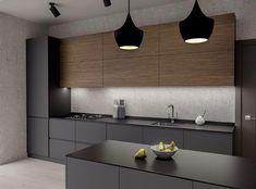 U Haul Furniture Dolly Morden Kitchen Design, Kitchen Room Design, Kitchen Cabinet Design, Home Decor Kitchen, Interior Design Kitchen, Kitchen Furniture, Home Inside Design, Open Plan Kitchen Living Room, Modern Kitchen Interiors