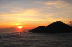 Mount Batur Sunrise Hiking, Bali, Indonesia