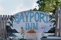 Bayport Inn on Florida's Adventure Coast, www.floridasadventurecoast.com