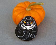 Halloween Black Cat | Halloween painted ceramic black cat | Flickr - Photo Sharing!