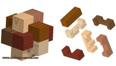 67 Best WW Puzzles images | Woodworking