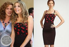Shop Your Tv: How to Live with Your Parents: Season 1 Episode 12 Polly's Polka Dot Dress