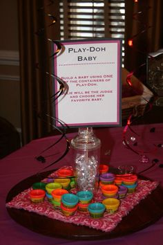 play doh baby game instructions