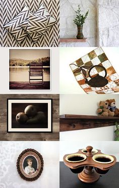 Brown is anything but basic! by Beth on Etsy--Pinned with TreasuryPin.com