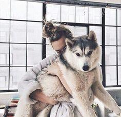 Love is cuddles