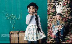 Spree Magazine. Gypsy soul #spreekids #kidsfashion #cute