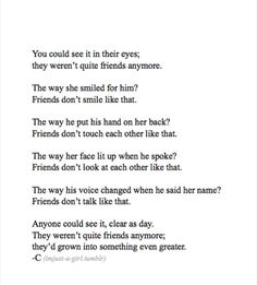 Just Friends Love Quote The Feels Love