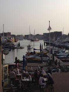 Scheveningen haven