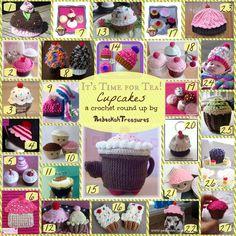 Cupcakes a Teatime C