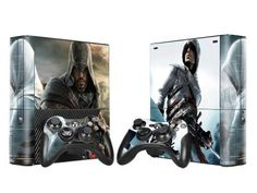 Skin sticker Xbox 360 E - Assassin's Creed 03