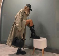 Lost in Amalfi – 1 200 фотографий Winter Fashion Outfits, Fall Winter Outfits, Look Fashion, Autumn Fashion, Womens Fashion, Spring Outfits, Spring Fashion, Looks Street Style, Looks Style
