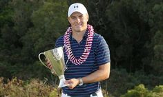Jordan Spieth surges to a commanding eight-shot victory at the Tournament of Champions | Daily Mail Online