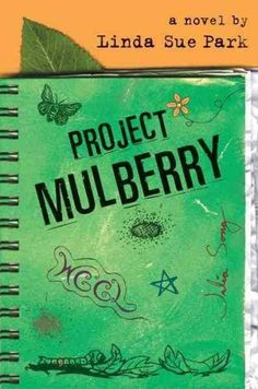 Project Mulberry by Linda Sue Park http://www.amazon.com/dp/B001E3HHU8/ref=cm_sw_r_pi_dp_YPZSub0APG1AS