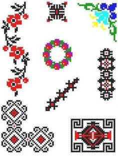 Loom Beading, Beading Patterns, Embroidery Patterns, Cross Stitch Embroidery, Hand Embroidery, Cross Stitch Patterns, Scrapbook Room Organization, Origami, Decoupage