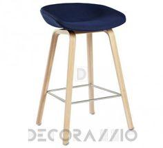 #scandy #scandystyle #scandinavian #scandinaviandesign #nordicdesign #design #interior #furniture #furnishings #interiordesign #designideas барный стул HAY About, AAS33-L-1