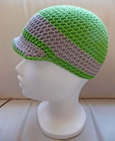 chemo hats - with links to patterns
